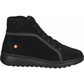 Chaussures Femme Boots Softinos Bottines Schwarz