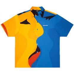 Vêtements Homme Chemises manches courtes Jacker Color passion Multicolore