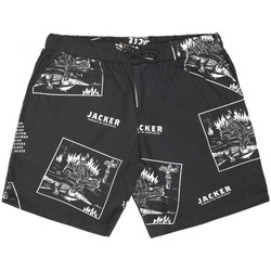 Vêtements Homme Maillots / Shorts de bain Jacker Limitless Noir