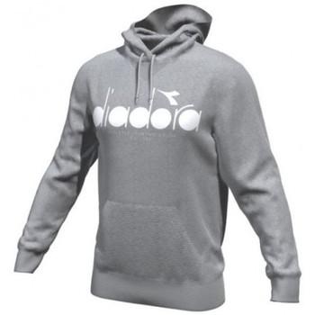 Vêtements Homme Sweats Diadora Sweat homme  502.173623 Gris