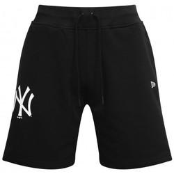 Vêtements Homme Shorts / Bermudas New-Era Short homme New york yankees noir  12513904 Noir