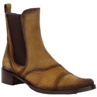 Chaussures Femme Bottines PintoDiBlu 9951 CAMEL COGNAC
