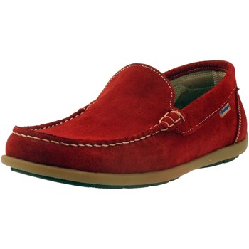 Chaussures Homme Mocassins Himalaya 2190-Rouge Rouge