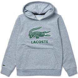 Vêtements Garçon Sweats Lacoste - Felpa grigio SJ1967-CCA GRIGIO