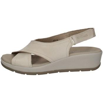 Chaussures Femme Sandales et Nu-pieds Florance 39314-1 IVOIRE