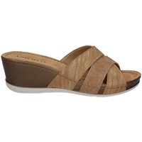 Chaussures Femme Mules Tiglio 4460 BRONZE