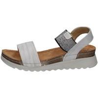 Chaussures Femme Sandales et Nu-pieds Tiglio 4396 ARGENT
