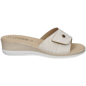 Chaussures Femme Mules Tiglio 3223 PLATINE