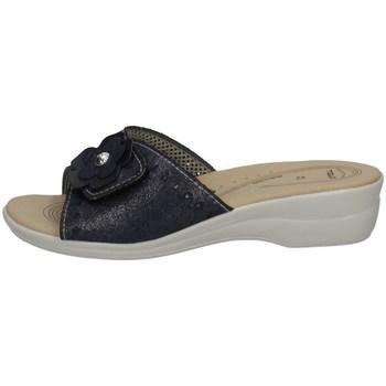 Chaussures Femme Mules Tiglio 2302 BLEU