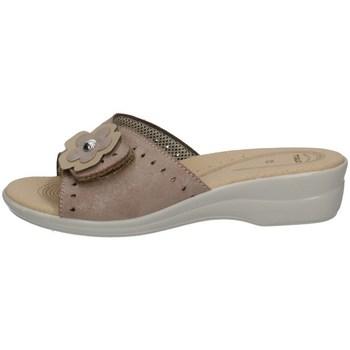 Chaussures Femme Mules Tiglio 2302 BEIGE