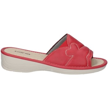 Chaussures Femme Mules Tiglio 1623 ROUGE