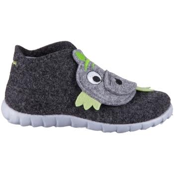 Chaussures Enfant Boots Superfit Happy Noir