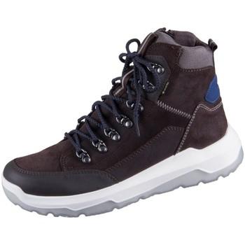 Chaussures Enfant Baskets montantes Superfit Space Marron