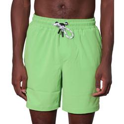 Vêtements Homme Maillots / Shorts de bain Horspist Short Horpist vert - RASTA M400 GREEN FLUO Vert
