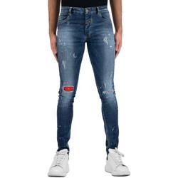 Vêtements Homme Jeans Boragio Jeans  - 7670 Bleu