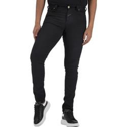 Vêtements Homme Jeans Boragio Jeans  noir - 7391 Noir