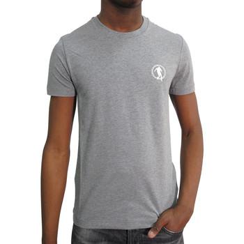Vêtements Homme T-shirts manches courtes Bikkembergs Tshirt Bikkemberg - C701619E1823 gris Gris
