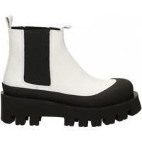 Chaussures Femme Bottines PALOMA BARCELÓ CELINE NAPASOFT white