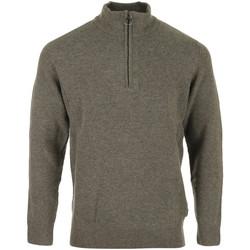 Vêtements Homme Pulls Barbour Holden Half Zip gris