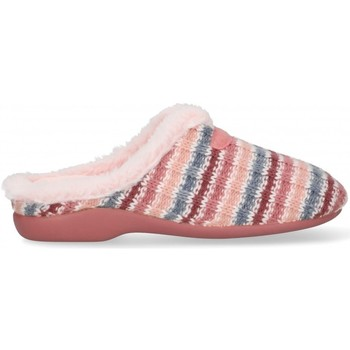 Chaussures Femme Chaussons Garzon 58519 rose