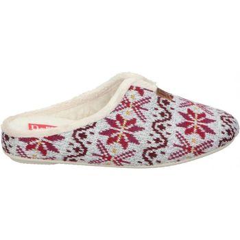 Chaussures Femme Chaussons Norteñas Z. DE CASA  36-191 SEÑORA BURDEOS Rouge