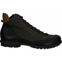 Chaussures Homme Derbies Think Derbies Schwarz/Grau
