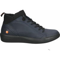 Chaussures Femme Baskets montantes Softinos Sneaker Navy/Schwarz
