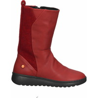 Chaussures Femme Boots Softinos Bottines Rot