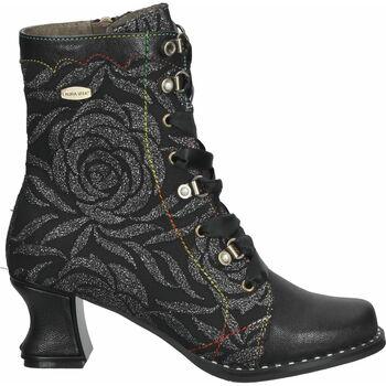 Chaussures Femme Boots Laura Vita Bottines Schwarz