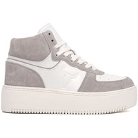 Chaussures Femme Baskets montantes Windsor Smith THRIVE-GREY GRIGIO