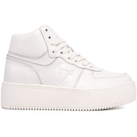 Chaussures Femme Baskets montantes Windsor Smith THRIVE-WHITE BIANCO