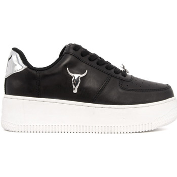 Chaussures Femme Baskets basses Windsor Smith RICH-BLACK NERO