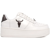 Chaussures Femme Baskets basses Windsor Smith RICH-WHT BIANCO