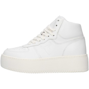 Chaussures Femme Baskets montantes Windsor Smith WSPTHRIVE BLANCHE