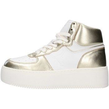 Chaussures Femme Baskets montantes Windsor Smith WSPTHRIVE OR