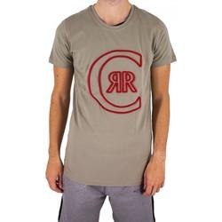 Vêtements Homme T-shirts manches courtes Cerruti 1881 Colleville Kaki
