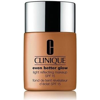 Beauté Femme Fonds de teint & Bases Clinique Maquillaje Even Better Glow  WN 114 Golden - 30ml. Maquillaje Even Better Glow  WN 114 Golden - 30ml.