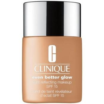 Beauté Femme Fonds de teint & Bases Clinique Maquillaje Even Better Glow  WN 112 Ginger - 30ml. Maquillaje Even Better Glow  WN 112 Ginger - 30ml.