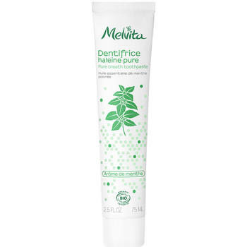 Beauté Produits bains Melvita Dentifrice Haleine Pure Arome De Menthe