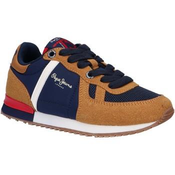 Chaussures Enfant Multisport Pepe jeans PBS30506 SYDNEY COMBI Marr?n