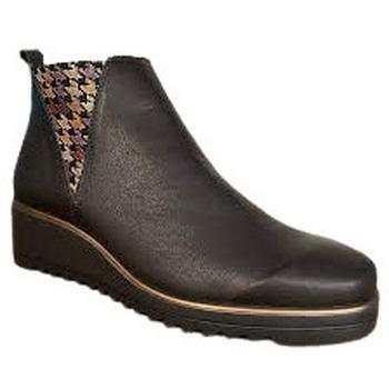 Chaussures Femme Boots Hirica Nicole Noue ecureuil
