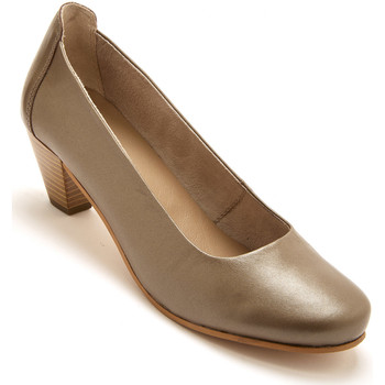 Chaussures Femme Escarpins Pediconfort Escarpins cuir largeur confort mordor