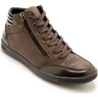 Chaussures Femme Baskets montantes Pediconfort Baskets montantes à semelle amovible gris