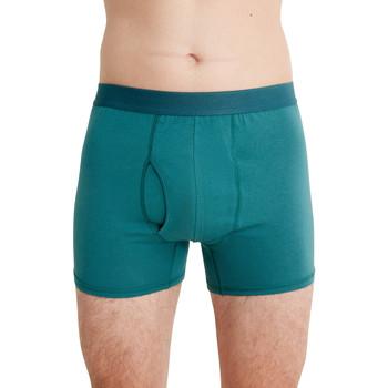 Sous-vêtements Homme Boxers Honcelac Boxer ouvert, lot de 4 assortis