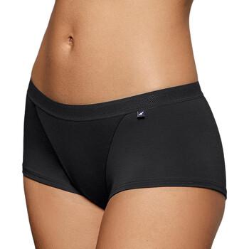 Sous-vêtements Femme Shorties & boxers Impetus Travel Woman Soft premium Noir
