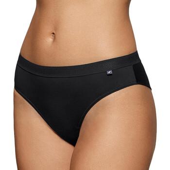 Sous-vêtements Femme Strings Impetus Travel Woman Soft premium Noir