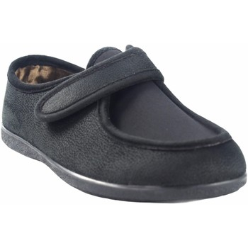 Chaussures Homme Chaussons Garzon Go home gentleman  6870.244 noir Noir