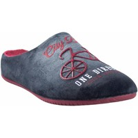 Chaussures Homme Chaussons Garzon Go home gentleman  16311.248 gris Gris