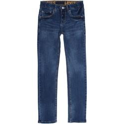 Vêtements Garçon Jeans Levi's Jeans garçon taille élastique Bleu