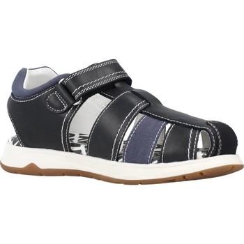 Chaussures Garçon Sandales et Nu-pieds Garvalin 212640 Bleu